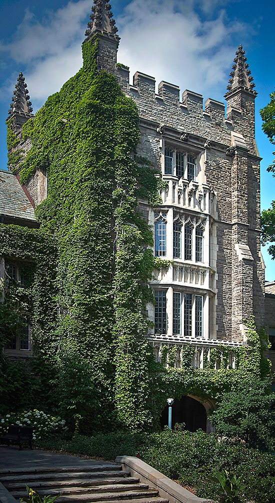 TPS was born in the McMaster University tower